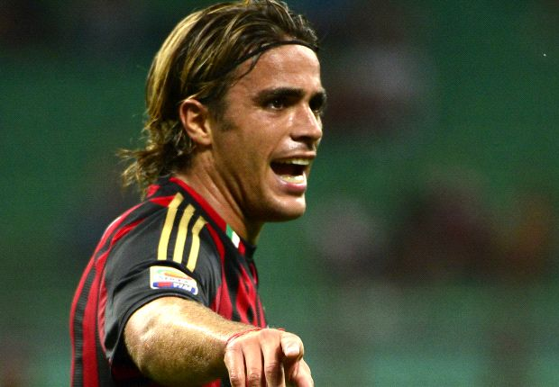 Matri: I'll celebrate if I score against Juventus