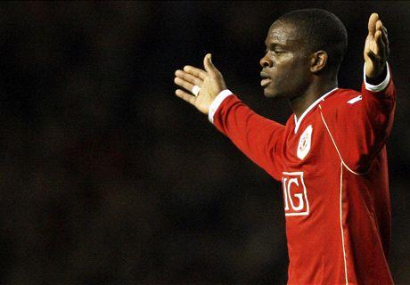 Saha: Man Utd will bounce back