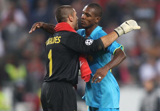 Abidal urges Valdes to move to Monaco: I have a room for him in my house