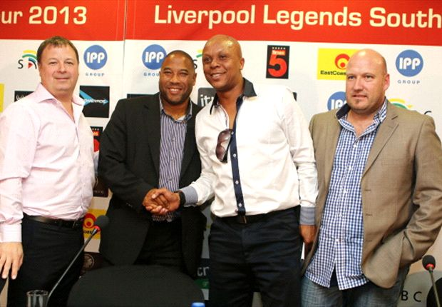 Goal caught up with Dr Khumalo at the Liverpool Legends launch