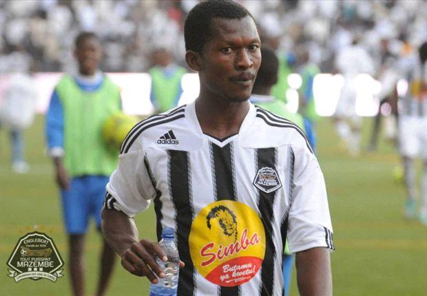 TP Mazembe midfielder Daniel Nii Adjei