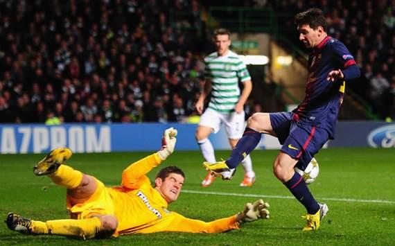 Wie man Messi stoppt