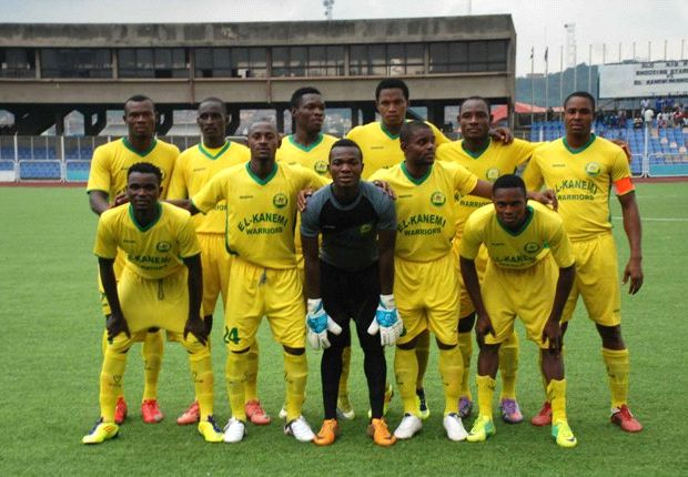 El Kanemi beat Dolphins 2-0 to set up an enticing NPFL finish