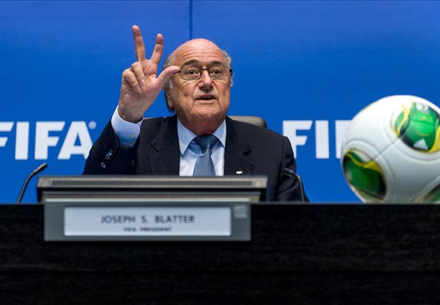 Blatter apologises to Ronaldo & Madrid