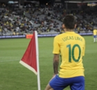 In Pictures: Brazil 2-0 Panama
