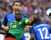 Vincent Aboubakar Adil Rami France Cameroon Friendly 30052016