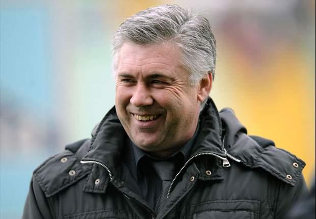 Ancelotti On Injury Problems