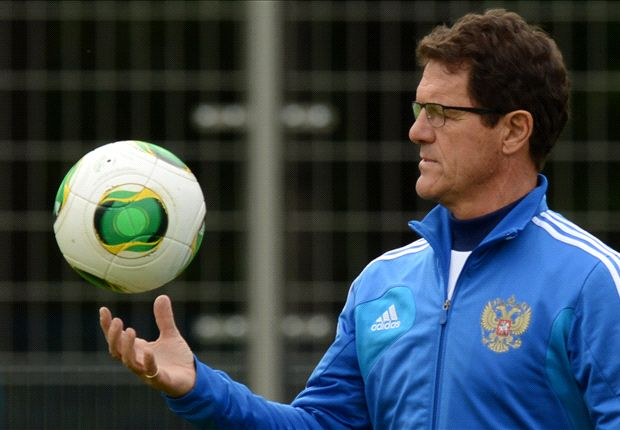 Capello reveals Italy job rejection