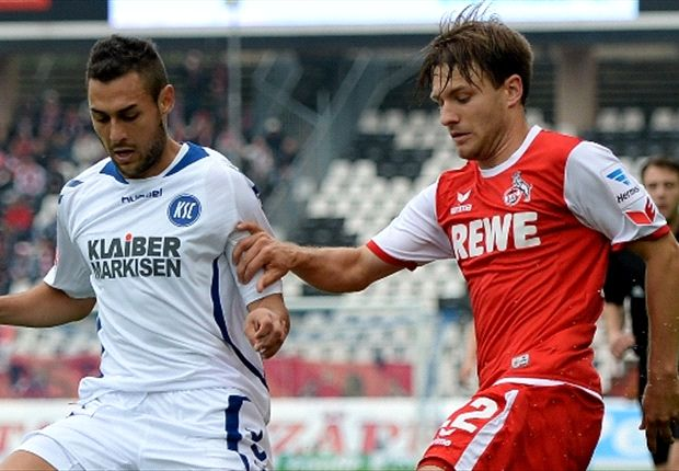 Der Karlsruhe SC hielt Köln lange Stand, aber verlor am Ende
