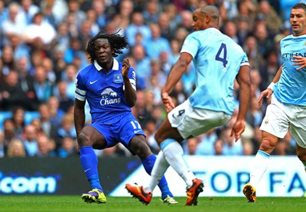 Martinez: Lukaku becoming a 'proper man' at Everton