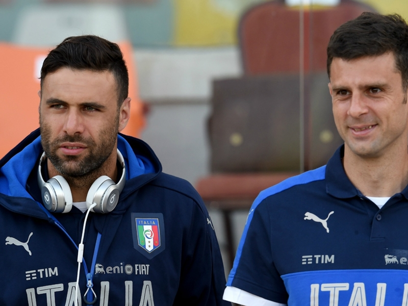 Italia, scelti convocati e numeri di maglia: la numero 10 a Thiago Motta