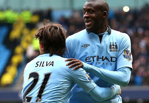 Manchester City are still Premier League favourites despite Arsenal and Liverpool setting early pace