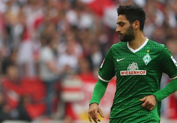 Mehmet Ekici blieb gegen Stuttgart blass