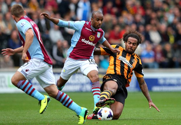 Hull City draw a fair result, concedes Aston Villa boss Lambert