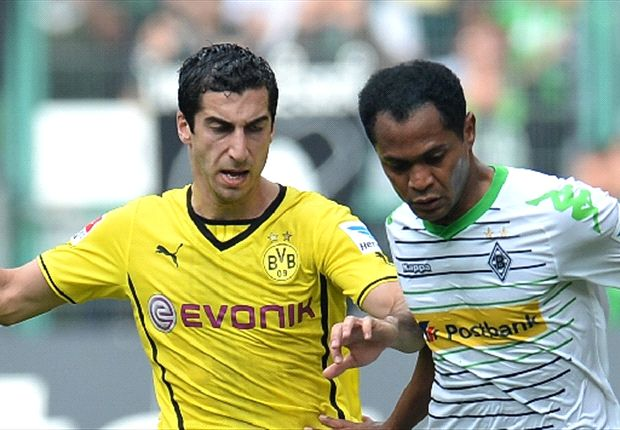 Borussia Monchengladbach 2-0 Borussia Dortmund: Two late goals condemn Klopp & Co to defeat