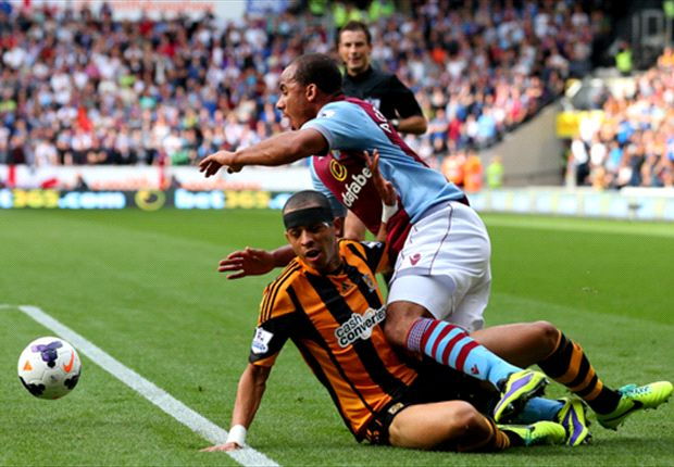 Hull City 0-0 Aston Villa: Bore draw keeps both sides in top half