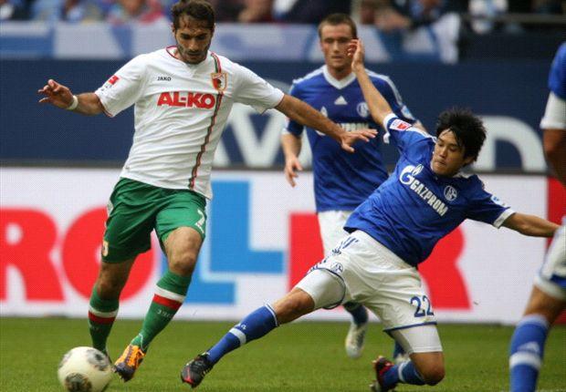 Der FC Schalke profitierte von einer Roten Karte
