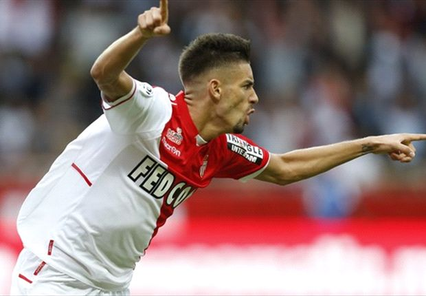 Monaco 2-1 Saint-Etienne: Super sub Ocampos scores winner for table-toppers