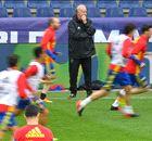 Les 23 de l'Espagne pour l'Euro sans Saul Niguez et Isco