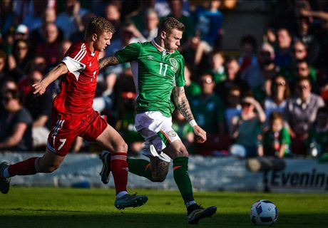 REPORT: Ireland lose to Belarus