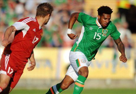 Ireland suffer Belarus defeat