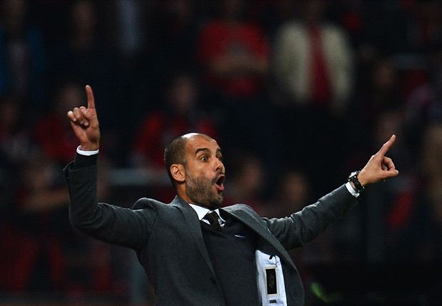 Guardiola still unsatisfied despite topping Bundesliga