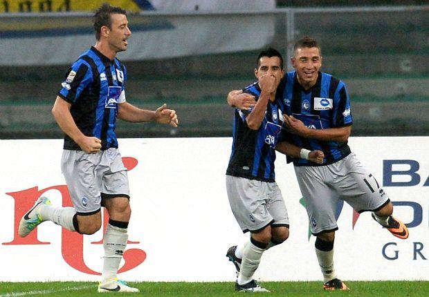 Atalanta Pecundangi Chievo Verona