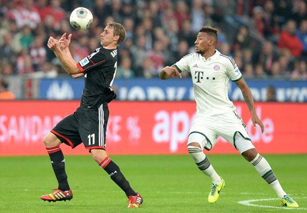 Bayer Leverkusen 1-1 Bayern Munich: Bavarians go top despite draw