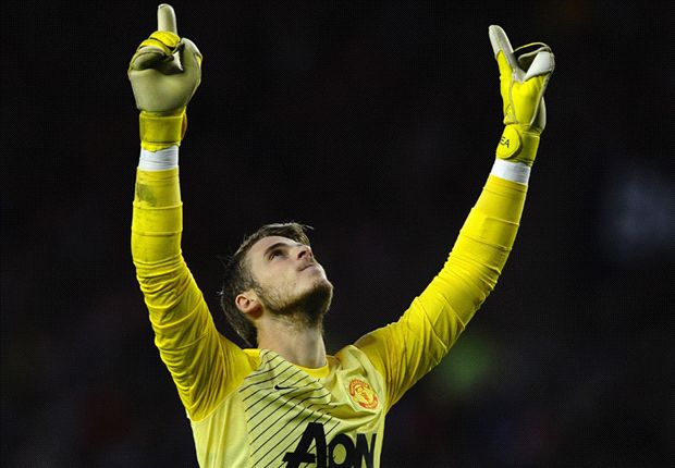 David de Gea is the Premier League's best goalkeeper according to Goal Singapore readers
