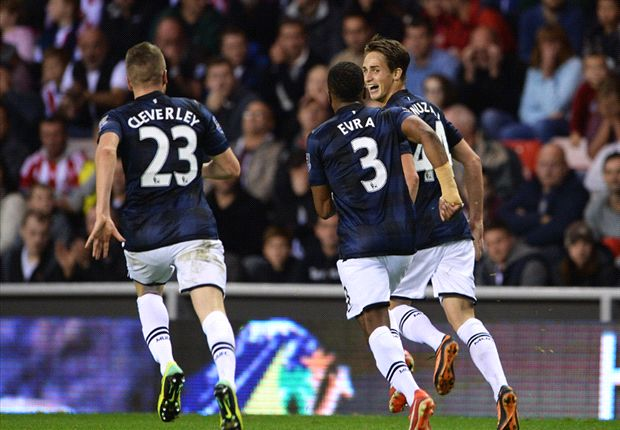 Sunderland 1-2 Manchester United: Januzaj double tops dream league debut