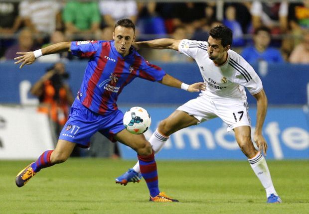 Levante 2-3 Real Madrid: Ronaldo rescues Blancos right at the death