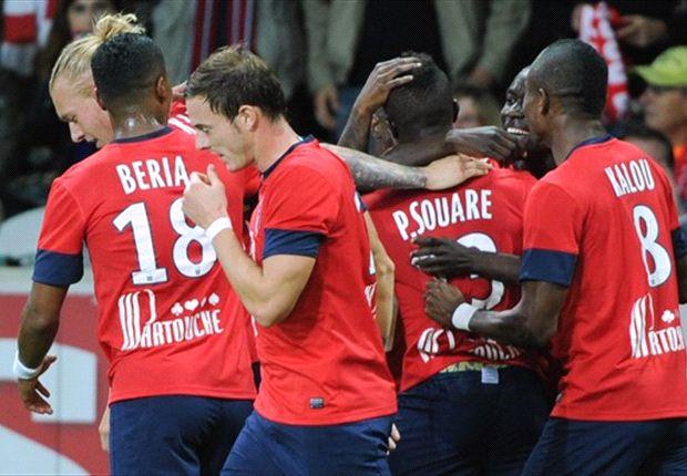 REVIEW Ligue 1 Prancis: Lille Dan Nantes Gilas Tamunya