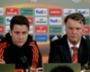 Herrera not surprised by LVG sack