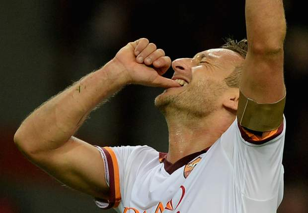 Garcia: Totti one of the best ever