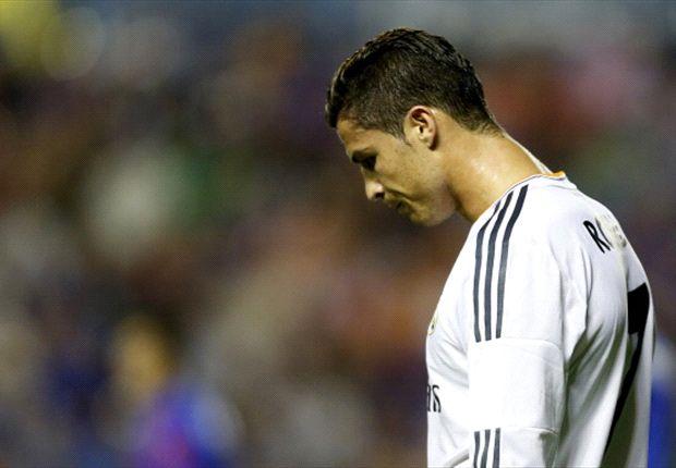 Ronaldo et cie tardent à trouver leur vitesse de croisière