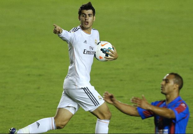 Morata urges fans to be patient with Madrid