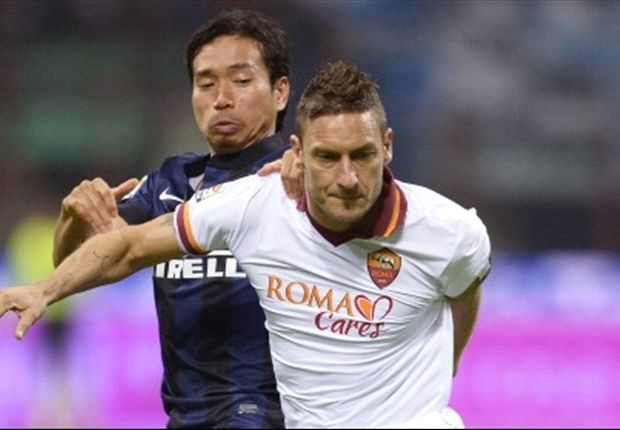 Totti can play until he's 45, says Materazzi
