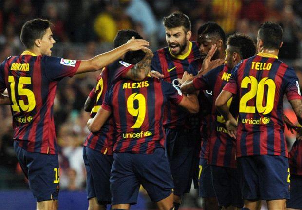 Barcelona jubelt weiter