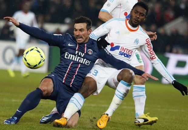 Spitzenspiel im Stade Velodrom zu Marseille