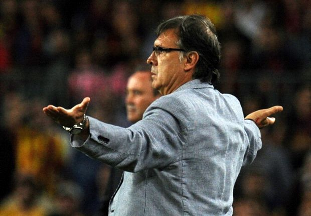 War zufrieden mit der Leistung seiner Mannschaft gegen Valladolid: Gerardo Martino