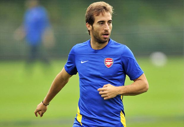 Wenger's belief key to Arsenal form, says Flamini