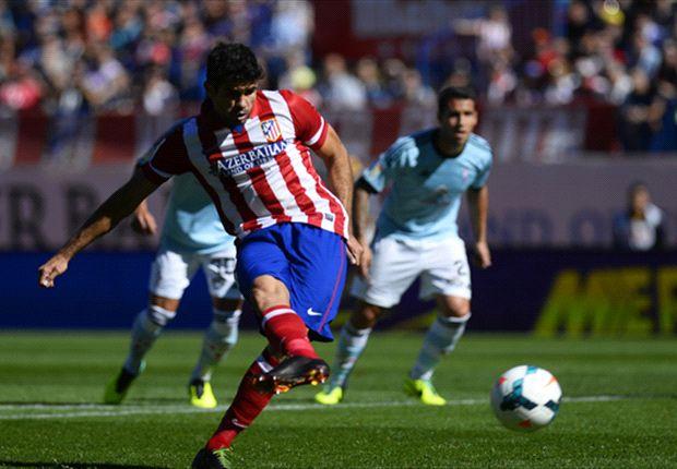 Diego Costa volvió a ser determinante
