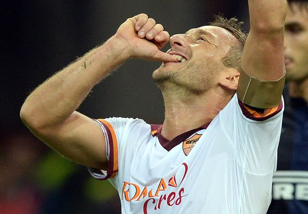 Serie A Team of the Week: Top Totti continues Roma's run