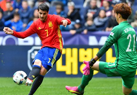 REPORT: Spain stroll to win over Korea