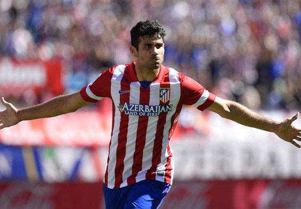CBF confirm Diego Costa call up