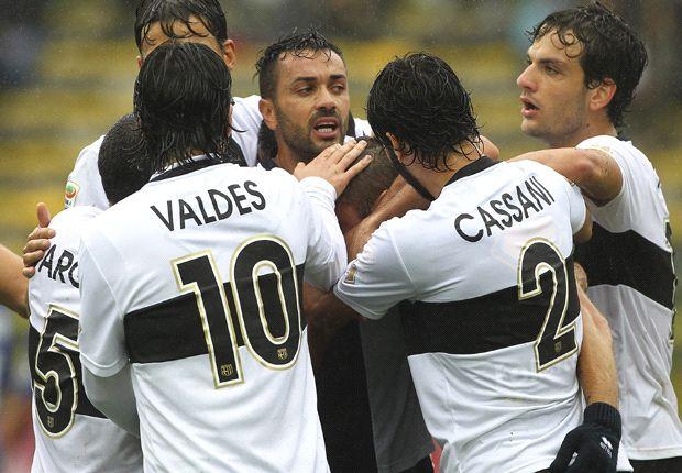 Sepuluh Pemain Parma Libas Sassuolo
