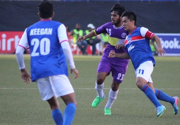 Bengaluru FC 1-0 United Sports Club: John Johnson's solitary goal secures the win for the hosts