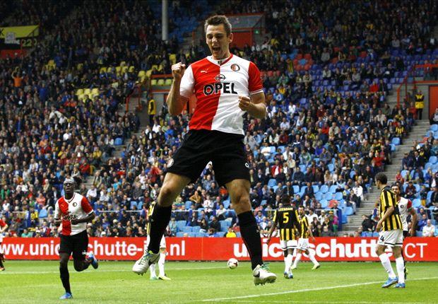 De Vrij blij dat Feyenoord mee wil denken