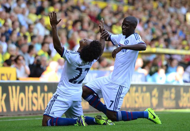 Norwich 1-3 Chelsea: Willian screamer seals victory