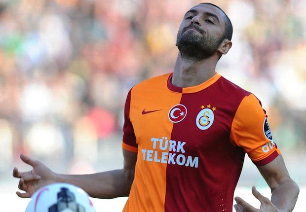 Galatasaray chairman open to Chelsea bid for Burak Yilmaz